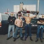 Ascoli: skinheads