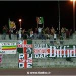 """Venezia: """"due aste"""" trojan allo stadio di Arezzo, 2005"""