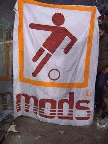 Roma: bandiera AS Roma mods