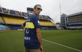 richard ashcroft bombonera