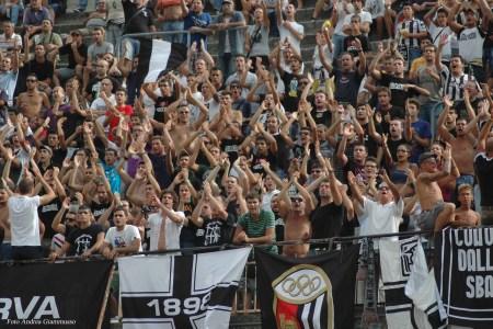 Coro ultras Ascoli