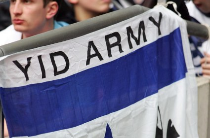 Yid army coro dei tifosi ebrei del tottenham