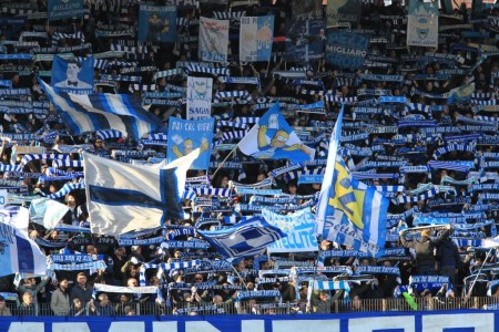 canzone curva ovest spal