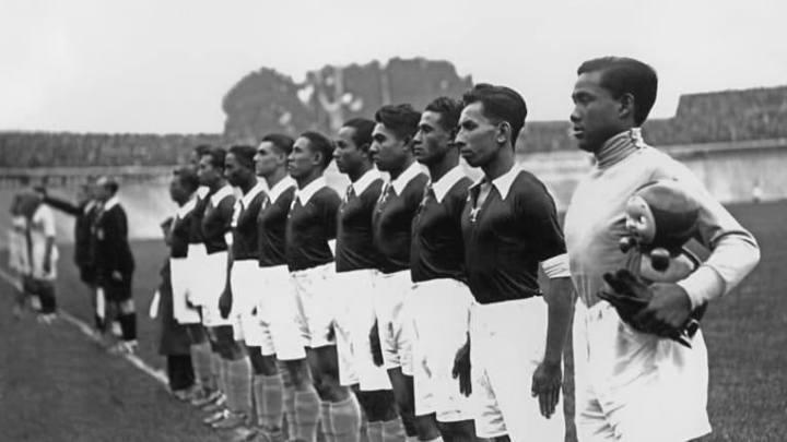 La prima nazionale asiatica ai Mondiali: Le Indie Orientali Olandesi