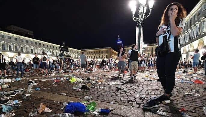 Piazza San Carlo a Torino: una tragedia evitabile