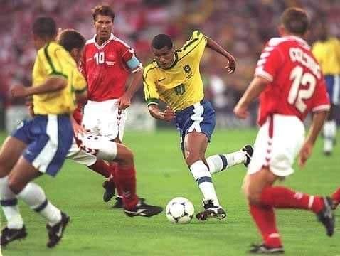 Brasile-Danimarca 1998: il meglio del mondiale francese