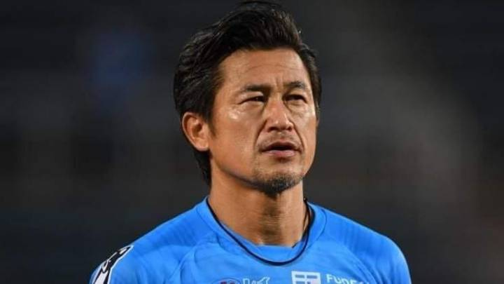 The Real Captain Tsubasa, Kazu Miura