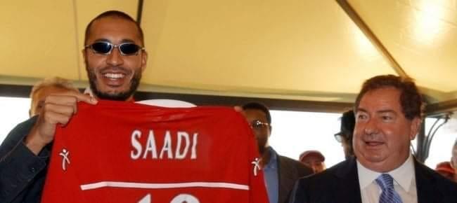 Saadi Gheddafi e il Perugia di Gaucci: le imprese del rampollo libico