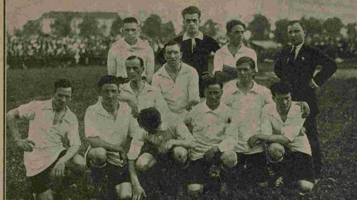 Pro Vercelli: pallone e conflitti nel campionato 1920-21