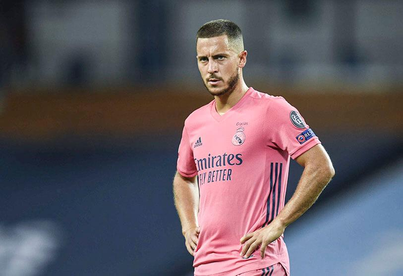 Hazard: Il peggior acquisto nella storia del Real Madrid