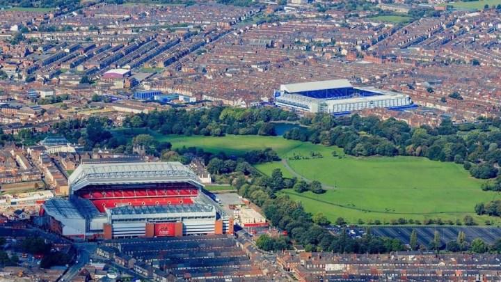 La storia del Merseyside derby