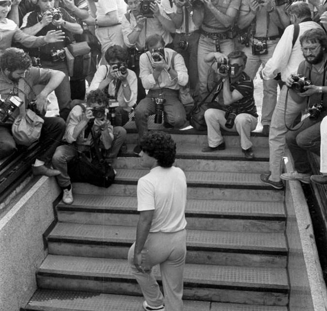 Il grande cuore di Diego Maradona negli anni di Napoli