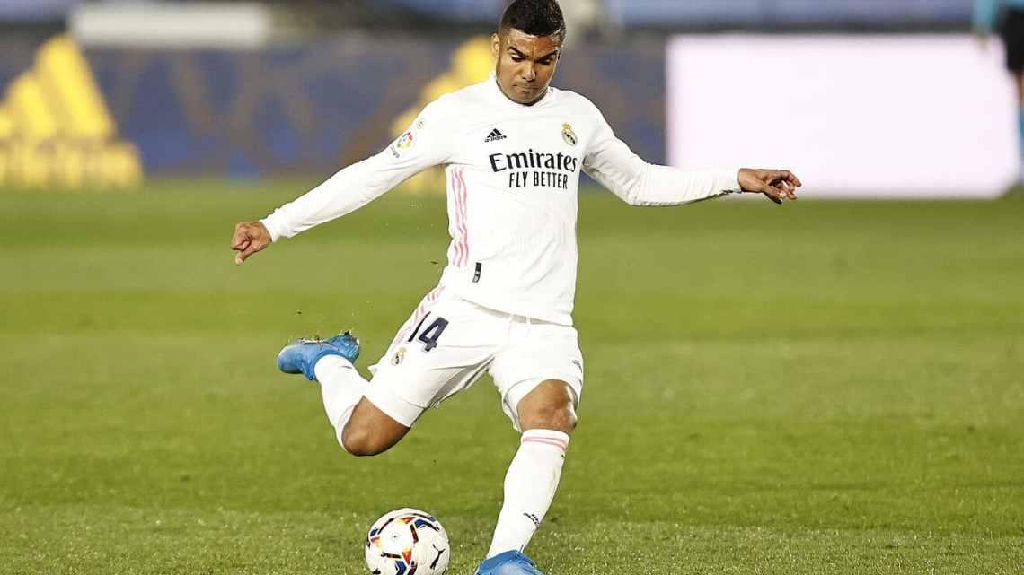 Come Zidane ha rilanciato il Real Madrid: la centralità di Casemiro