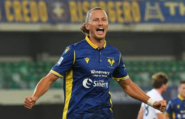 Antonin Barak è la sorpresa dell'Hellas Verona