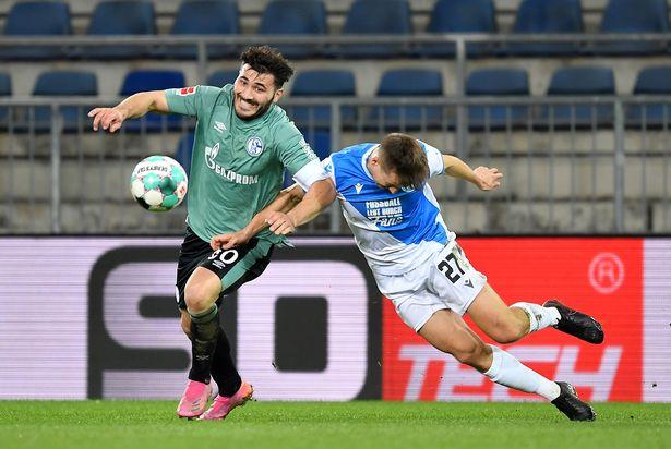 0 DSC Arminia Bielefeld v FC Schalke 04 Bundesliga