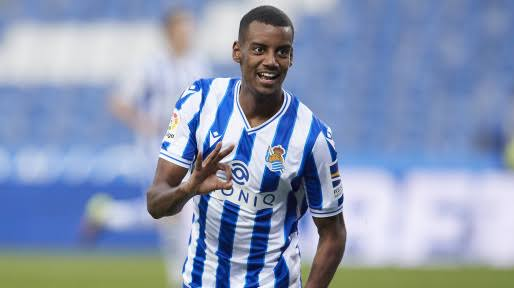 Arsenal to move for 60M Rated 26 goals La Liga Target Man Who Is 'Highly Rated' By Edu