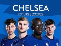 Chelsea's 2021/22 Premier League fixtures in full