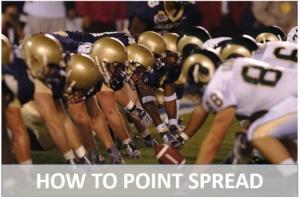 Football Point Spread 101