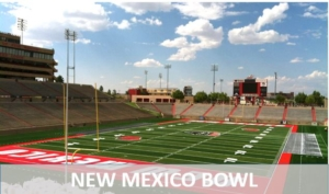 New Mexico Bowl Betting