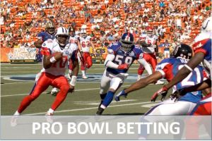 Pro Bowl Wagering