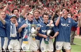 Everton's-FA-Cup-Team-of-1995