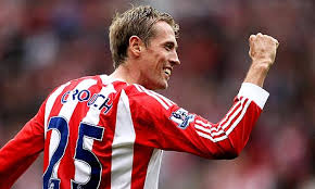The man in form - Peter Crouch!