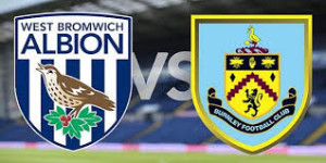 West Brom vs Burnley
