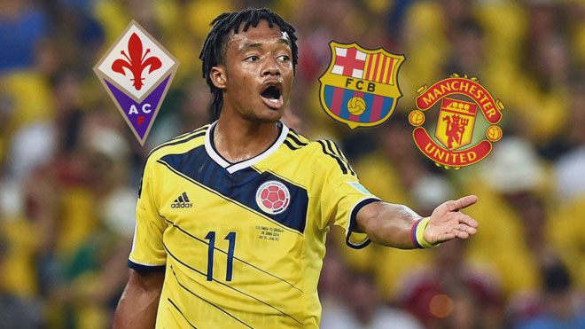cuadrado-wanted by barcelona and manchester united