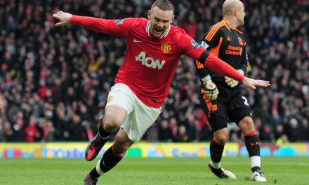 Wayne Rooney Dived against Preston North End