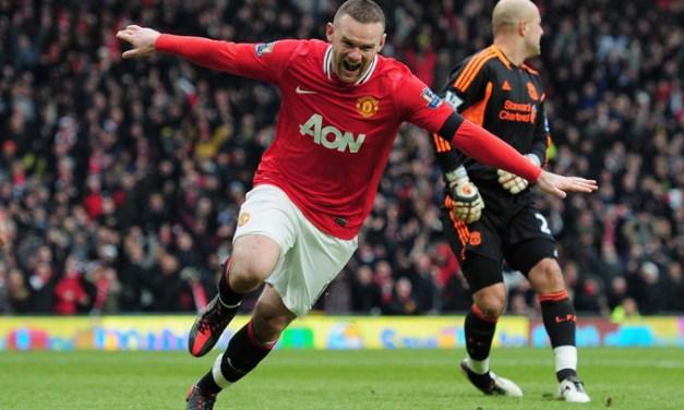 Wayne Rooney Dived against Preston North End