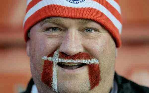 Hairy Potter – Stoke City´s most famous fan