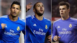 Ronaldo-Bale-Benzema