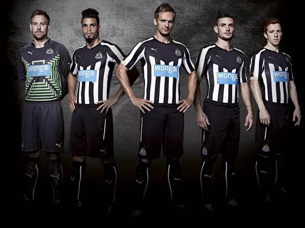 Newcastle-jersey