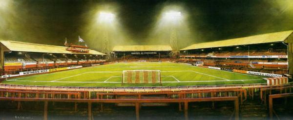 Roker-Park-Sunderland-Stadium-painting