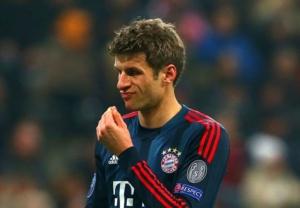 Manchester United Thomas Muller transfer bid