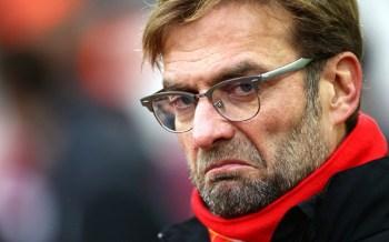 Jurgen Klopp Liverpool Manager 2016 - 2017