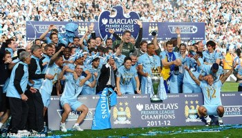 Manchester City's 3-2 over QPR