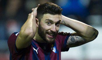 Swansea Record Signing - Borja Baston