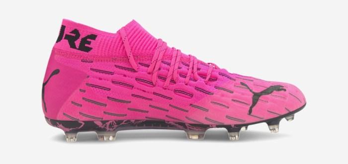 Botas de fútbol de Luis Suárez 2020-21: Puma Future 6.1 Netfit 1