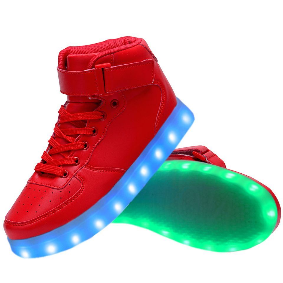Red Light Shoes