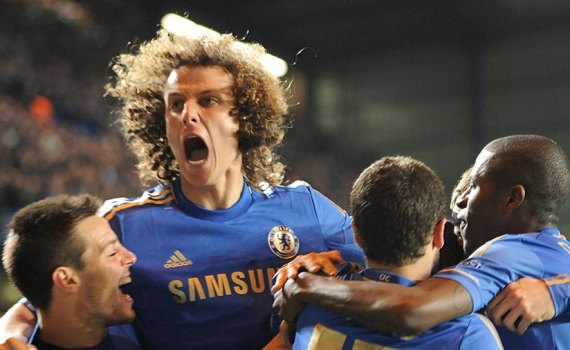 Kante and David Luiz doubtful for game against Middlesbrough