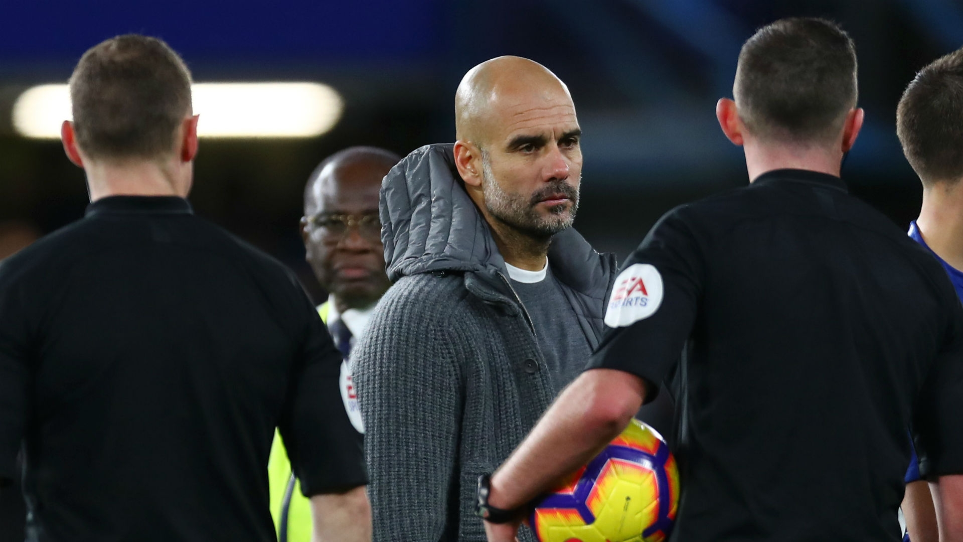 pep guardiola - manchester city lose out to Liverpool on the Premier League top spot