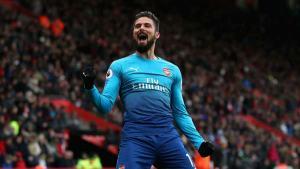 Arsenal to lose Giroud