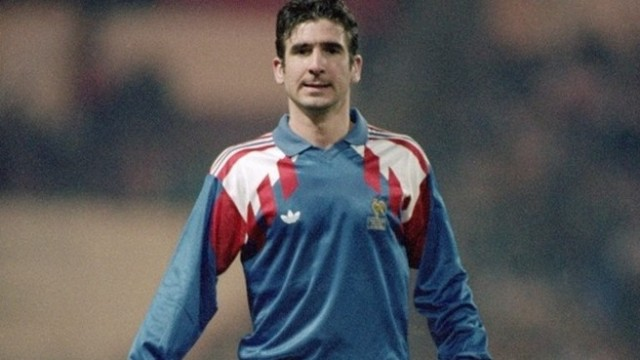French footballer eric cantona playing for his country, 19th february 1991. The Top Five Players In The History Of French Football Are Not Really French Football Deluxe