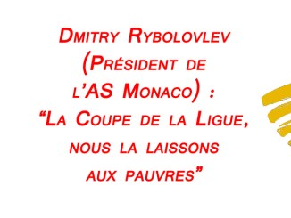 FootballFrance.fr - Monaco et la Coupe de la Ligue
