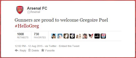 footballfrance-gregoire-puel-arsenal-tweet-illustration