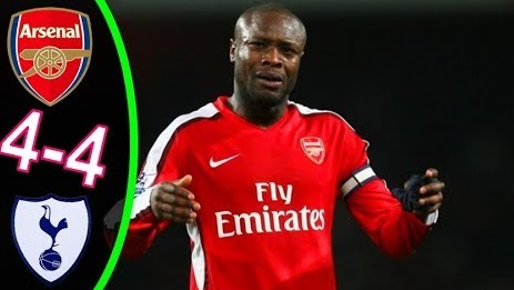 Arsenal V Tottenham 2009