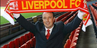 Rafa Benitez Liverpool