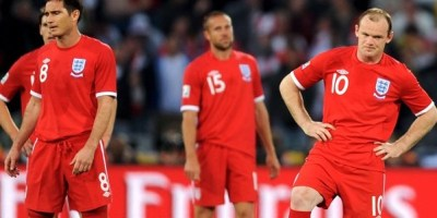 What went wrong for England in 2010 World Cup