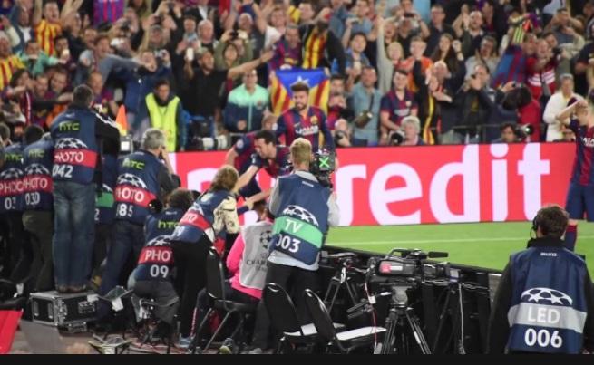 2015 Champions League Semi-Final